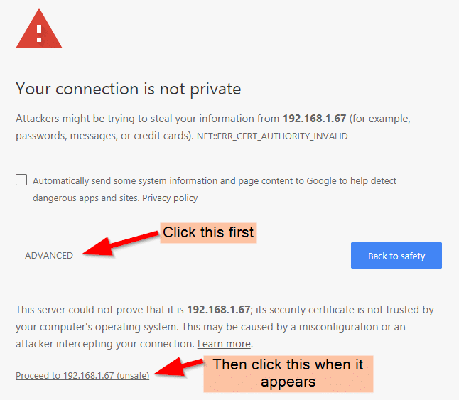 UwAmp (WAMP) - Using a Self-Signed SSL Certificate for HTTPS