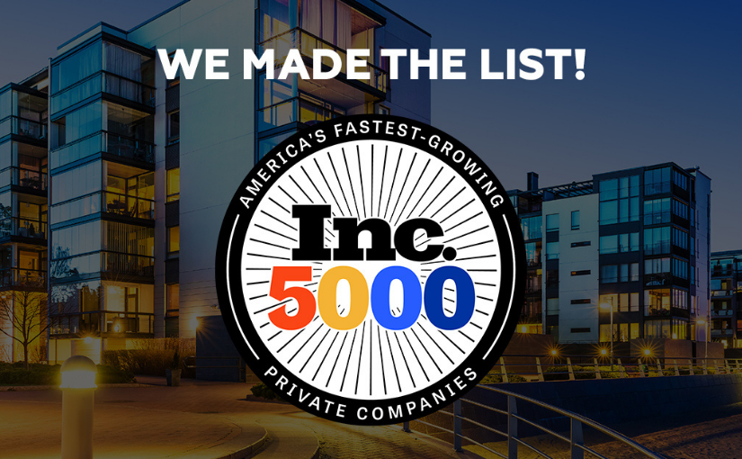Conversion Logix® Makes the Inc. 5000 List for the Sixth Consecutive Year